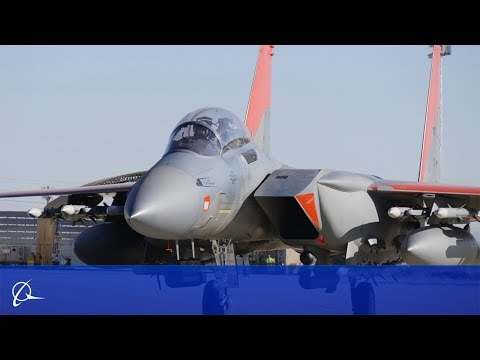 The Advanced F-15: Ready for the Fight