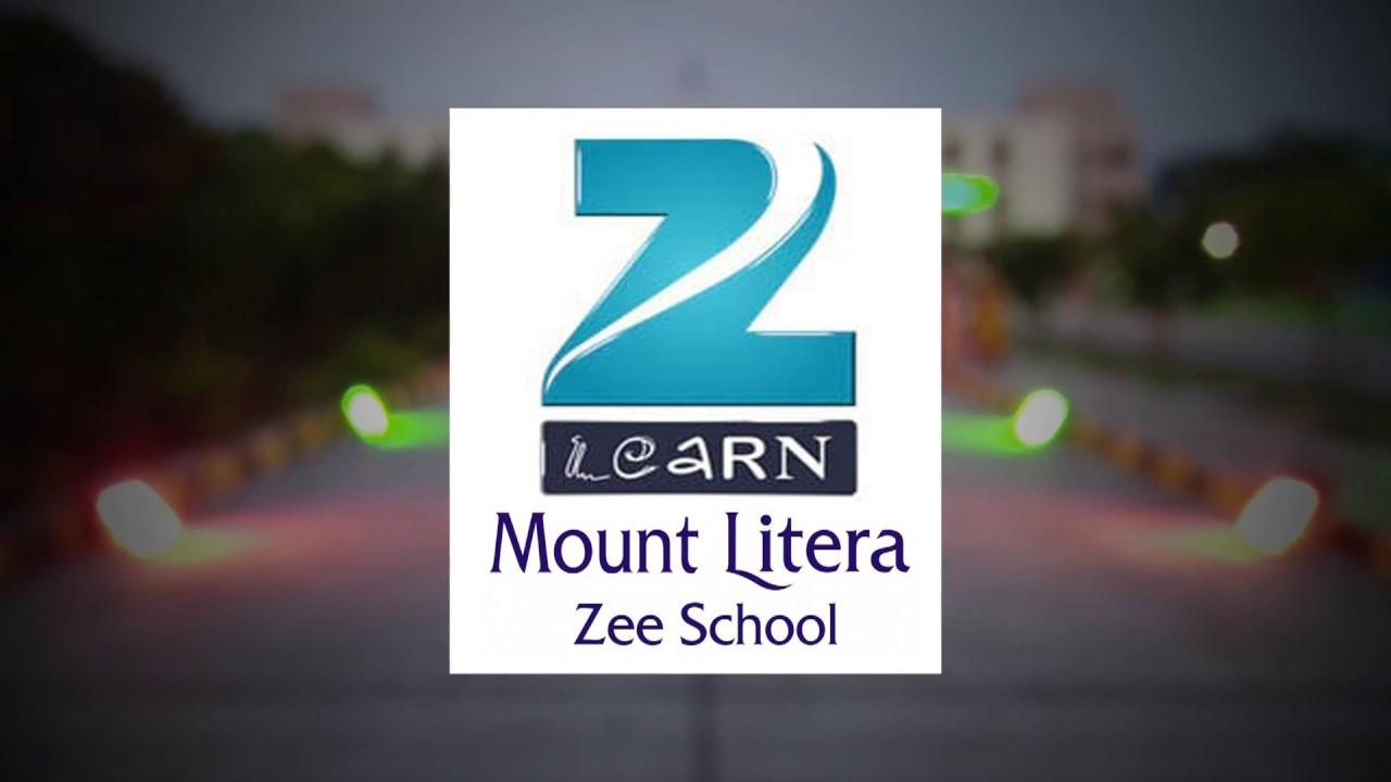 Mount Litera Zee School Latur Dandiya 2017 Youtube