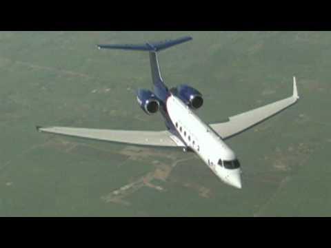 NSF/NCAR Gulfstream V Aircraft Returns from Tracking Hurricanes
