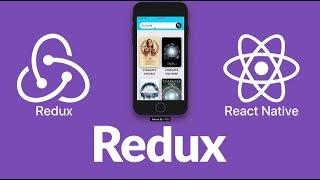 Redux - React Native - Уроки - Основы