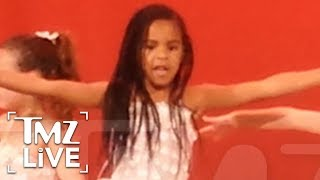 Blue Ivy Steals The Show | TMZ Live