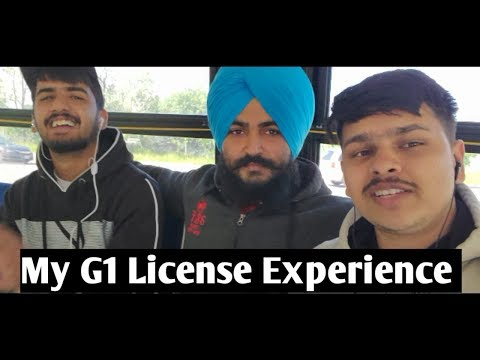 My G1 License Experience |Finally Cleared License|