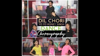 Yo Yo Honey Singh Dil Chori Dance Video , Hans Raj Hans , BKDS , Simar Kaur, Ishers