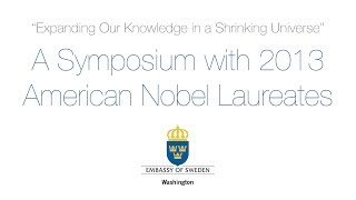 A Symposium with 2013 American Nobel Laureates at Embassy of Sweden, Washington