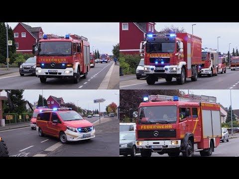[Neues MTF] Einsatzfahrten Freiw. Feuerwehr in St. Augustin am 07.10.17
