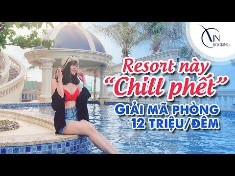Review Lan Rừng Resort Phước Hải - Santorini Việt Nam| Vietnam Booking