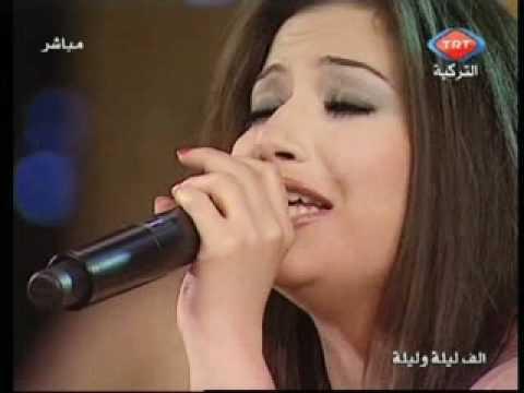 Ghada Ragab | Wahachteni |  غادة رجب - وحشتني  [ TRT ]