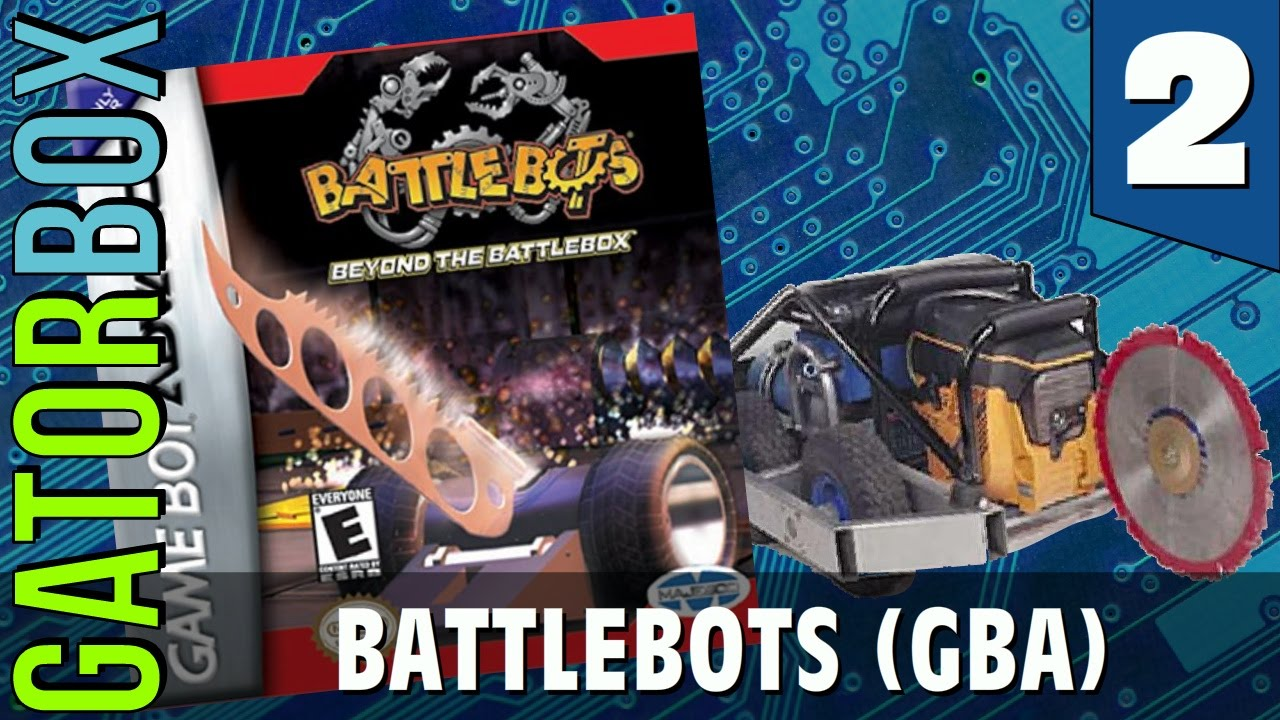 battlebots gba
