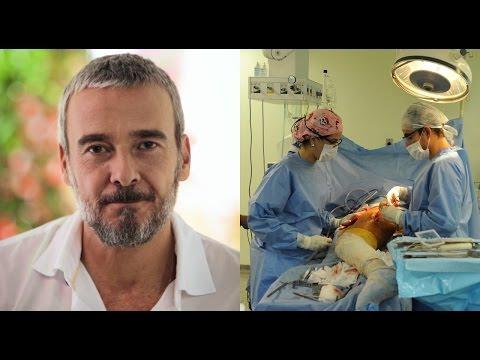SUJOU? ATOR Alexandre Borges descobre doença rara e passará por cirurgia complicada