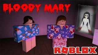 Roblox | Non si scherza con storia spaventosa BLOODY MARY-A | Rottura di Kia