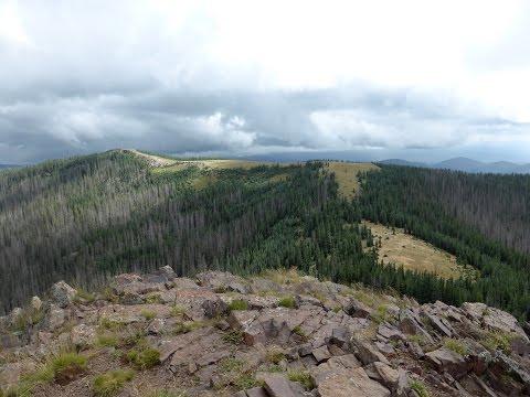 [HD] Mount Baldy Loop White Mountains AZ