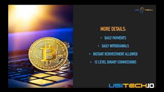 USI Tech Bitcoin Package English Presentation and Introduction