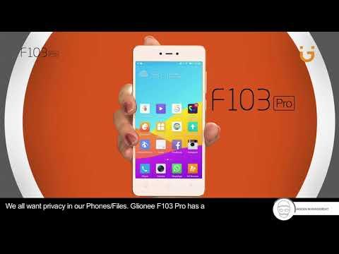 Gionee F103 Pro Hidden Management