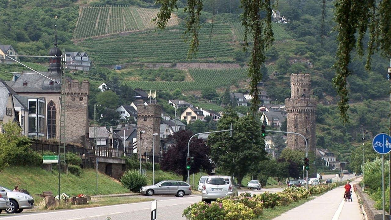 Oberwesel, Mittelrhein - Germany HD Travel Channel - YouTube