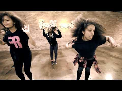 #ican #contest Can I Kick It - FunkRock youth dance company Oakland CA