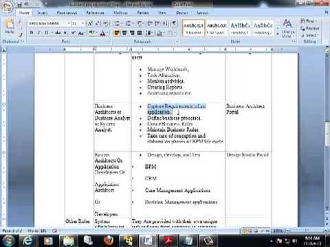 Prpc tutorial pdf pega