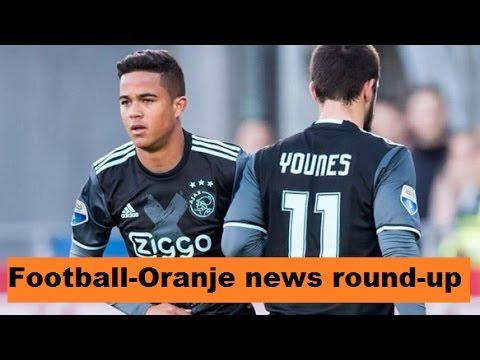 Football Oranje News: Veltman linked to West Ham as Kluivert makes Ajax debut
