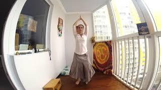 Каошики йога-танец / Kaoshiki yoga-dance