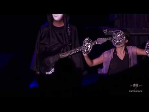 KKB Rock Show || Captain Jack feat Mila Rosinta - Hati Hitam