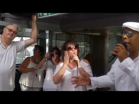 Video Clip- Ol' Skool Magic By Georgie B Live