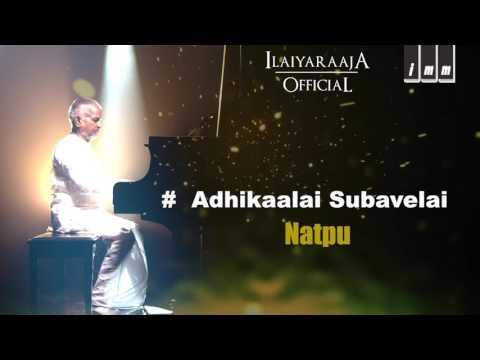 Adhikaalai Subavelai Song | Natpu Tamil Movie | KJ Yesudas, S Janaki | Ilaiyaraaja Official