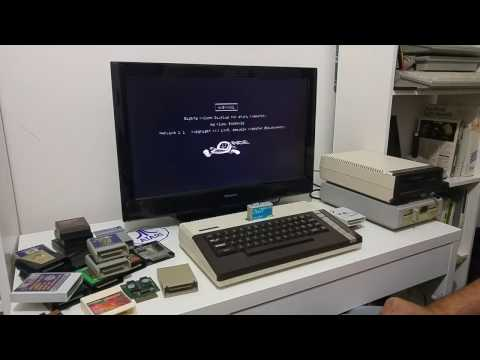 Ultimate Cartridge for the Atari 800 XL XE Demo