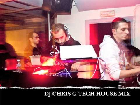 dj chris g tech house