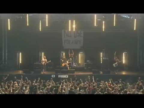NO USE FOR A NAME - Live at Graspop Metal Meeting Festival - 2009