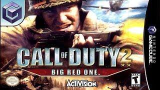 Longplay of Call of Duty 2: Big Red One [HD]