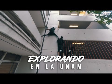 Explorando en la UNAM