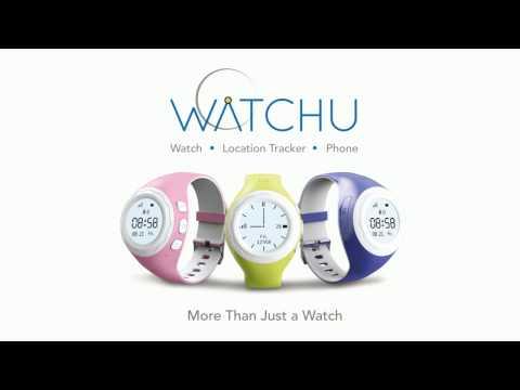 WATCHU GPS Watch for Kids