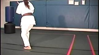 Heian Nidan Step By Step Kata