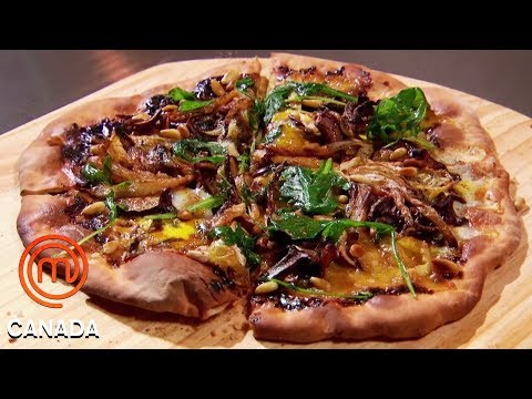 Mystery Box Reveals An Artisan Pizza Challenge | MasterChef Canada | MasterChef World