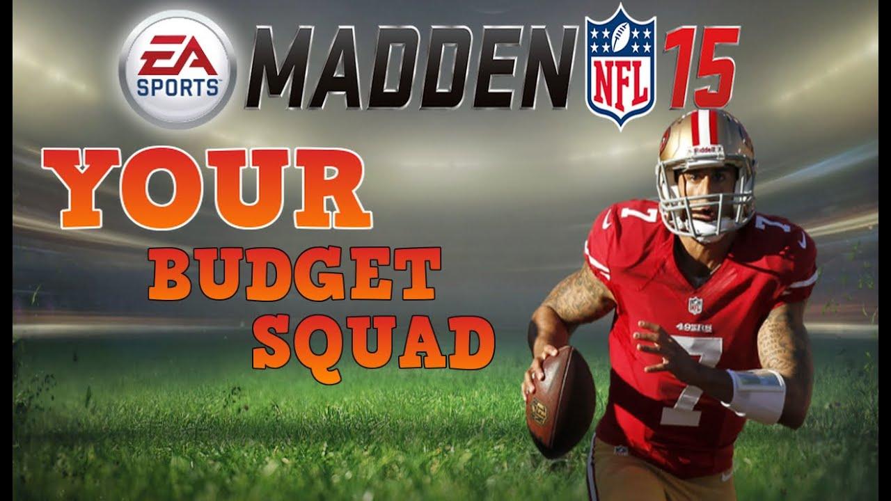 Madden 15 ultimate team captain kaepernick mut 15 ep 4 youtube
