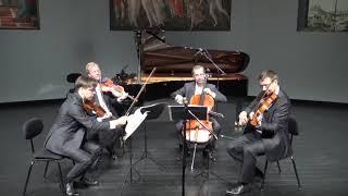 The Zemlinsky Quartet plays Beethoven Quartet Nr. 3