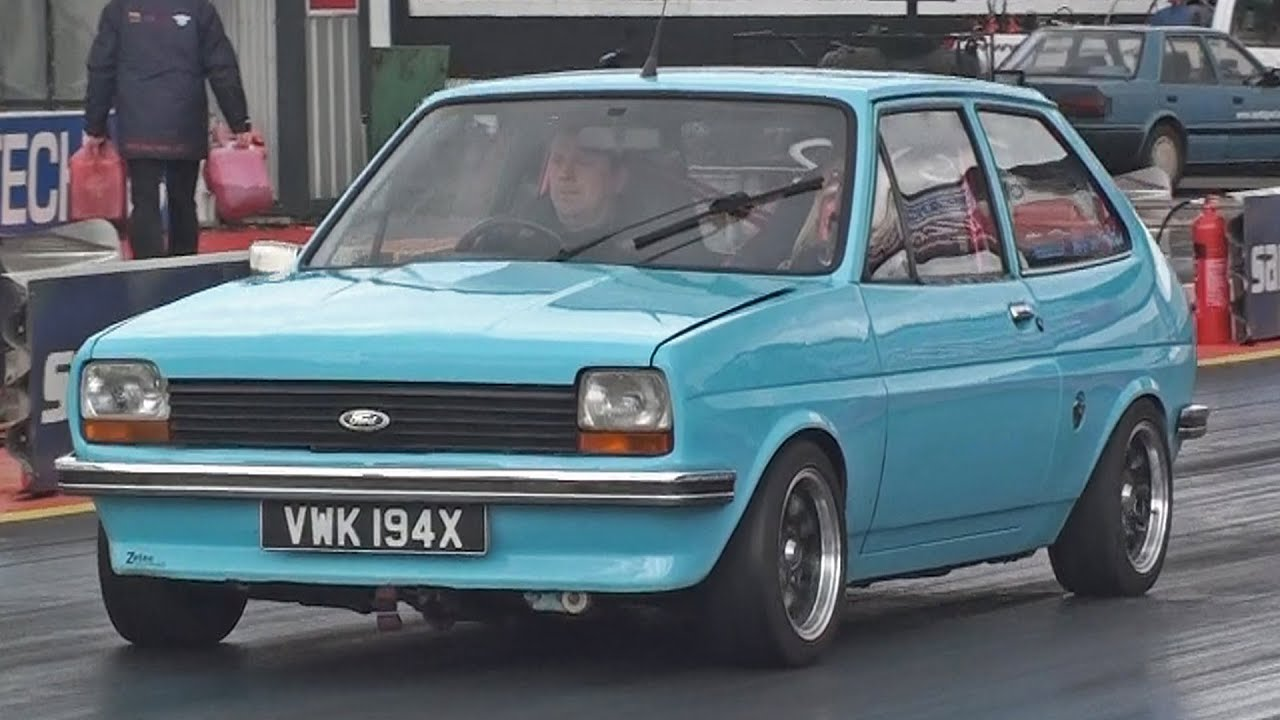 ford fiesta mk1 runs at 95 mph youtube. Black Bedroom Furniture Sets. Home Design Ideas