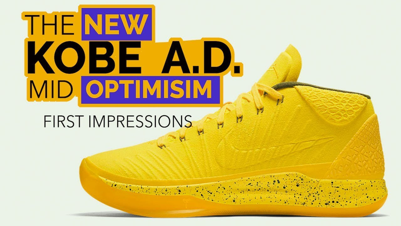 59dc14017f7a Nike Kobe AD Mid