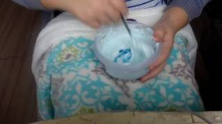 Foam Slime//Best slime in the world