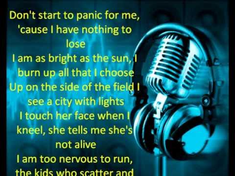 Blink 182 Natives with Lyrics