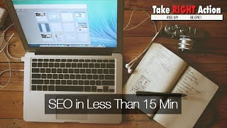 How to Configure Your On-Page SEO in Less than 15 Min
