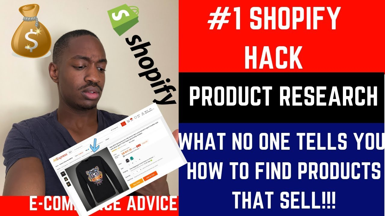 SECRET HACK to find WINNING Products on Aliexpress for Shopify DROPSHIPPING