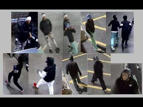 DEALERSHIP CAR THEFT - SUSPECTS AT LARGE - READ DESCRIPTION