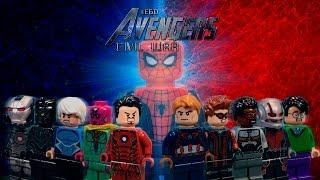 LEGO Avengers: Civil War Part 2 / LEGO Мстители: Гражданская Война Часть 2