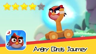 Angry Birds Journey 119 Walkthrough Fling Birds Solve Puzzles Recommend index four stars