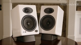 Audioengine A5+ Powered Speakers Review