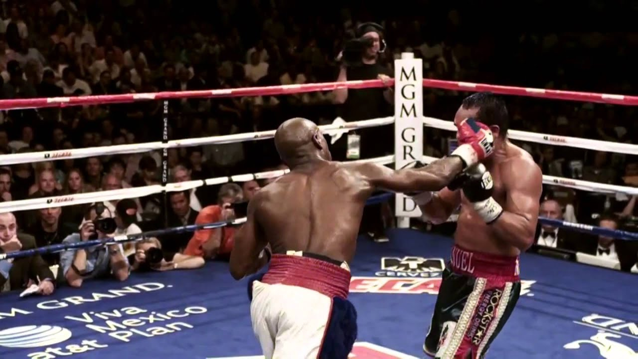Boxing Motivation: Floyd Mayweather & Roy Jones Jr. (Part ...