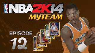 NBA 2K14 My Team ALL CENTER LINEUP Ep.12