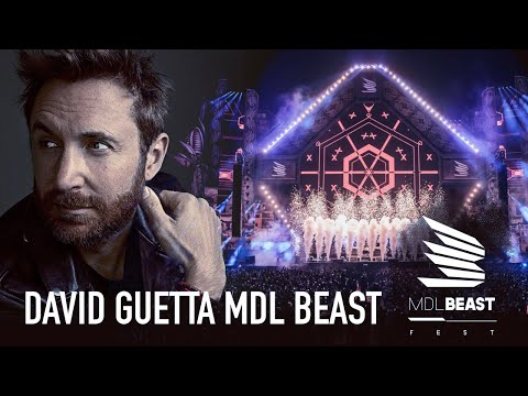 David guetta live at MDL beast 2019 festival riyadh saudi arabia full live set ديفيد قيتا مدل بيست