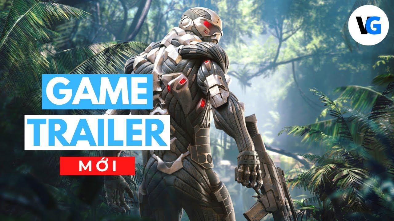 Crysis Remastered – Phô diễn công nghệ   TRAILER GAME MỚI