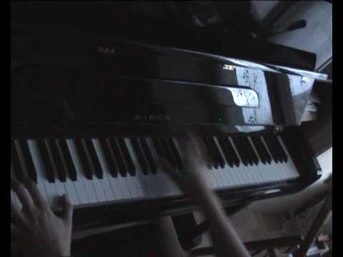 partition piano sparring partner